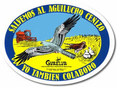 Pegatina: Proyecto Aguilucho (1 €)