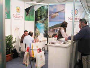 Tourism Department stand at FIO