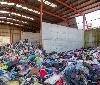 Gurelur denuncia la inacción de Medio Ambiente con los vertidos de ropa en Ziordia