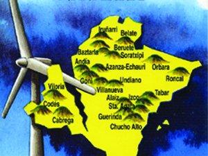 La energía eólica está destrozando Navarra