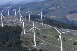 Colmatación del paisaje por centrales eólicas