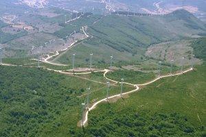 Industrialización de la Sierra de Alaiz por la instalación de una central eólica
