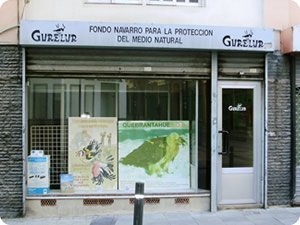 Egoitza Iruña/Pamplona-n
